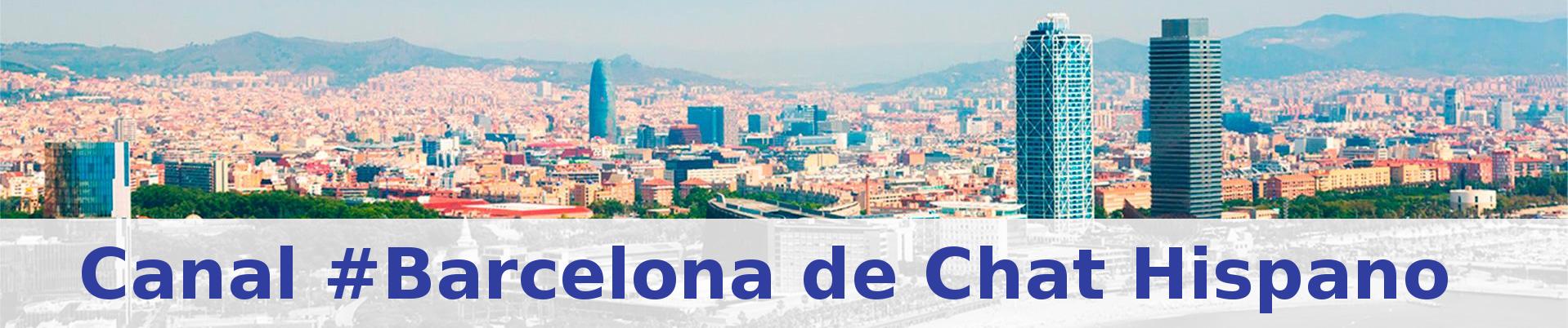 Canal #Barcelona de l'iRC-Hispano